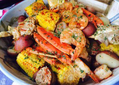 Crab & Shrimp Feast